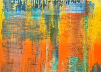 Abstrakte Kunst Eva Ursiny